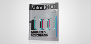 Qualicorp entre as maiores empresas do ranking Valor 1000