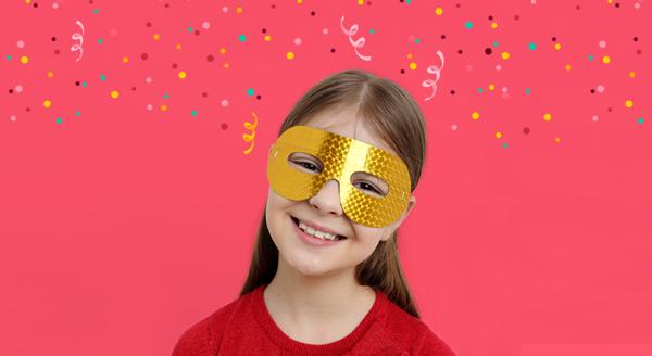 saúde das crianças no carnaval