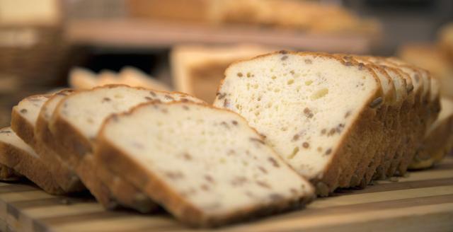 Pão integral para pessoas com intolerância a glúten