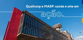 Qualicorp e Masp: Saúde e arte em ação