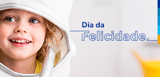 Dia da felicidade - Relação entre saúde bucal e felicidade